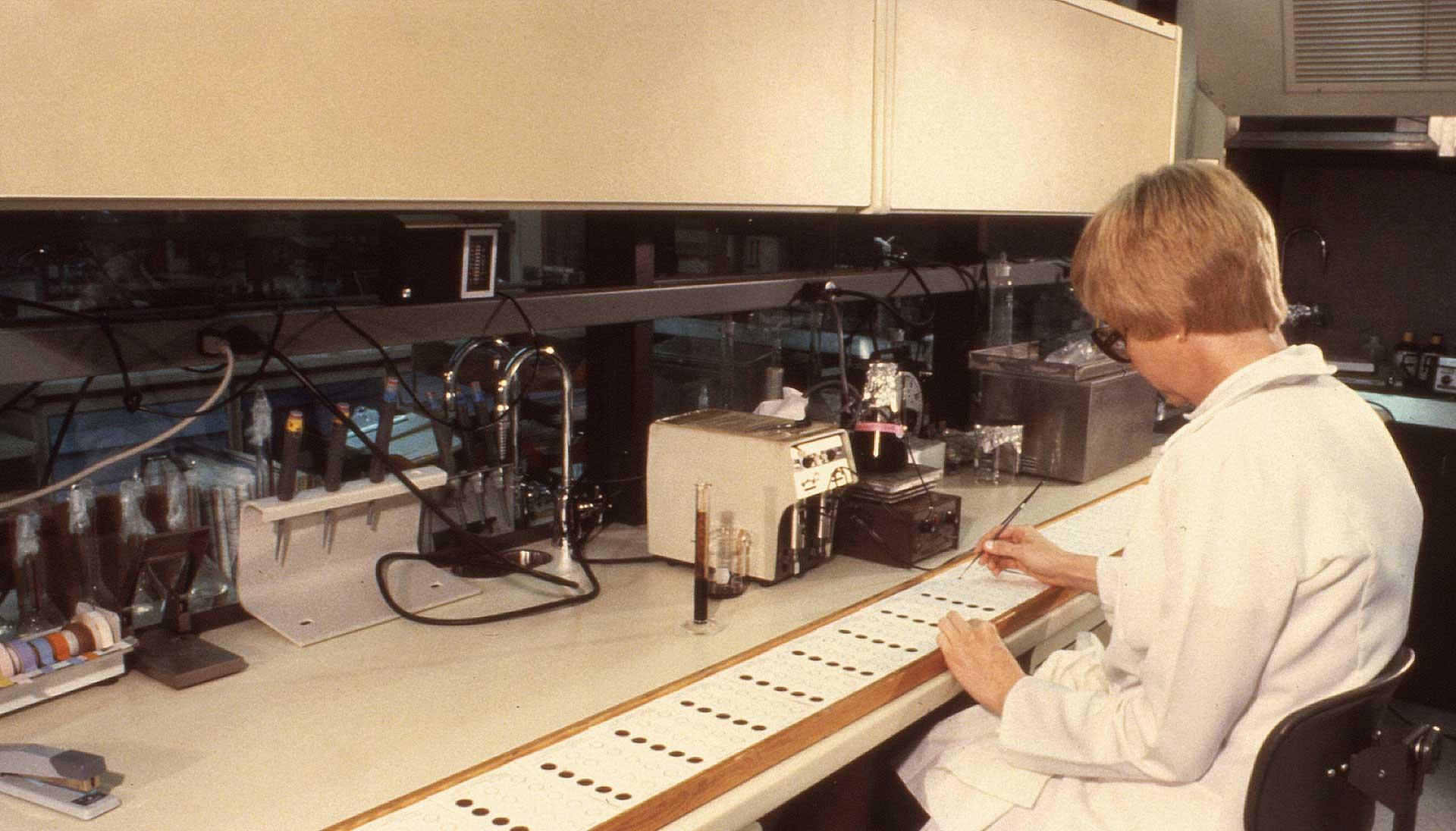 无线联网万博manbetx官网app系统应用于实验室